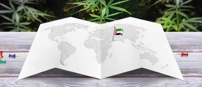 Каннабис и Объединенные Арабские Эмираты