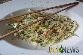 Японский салат