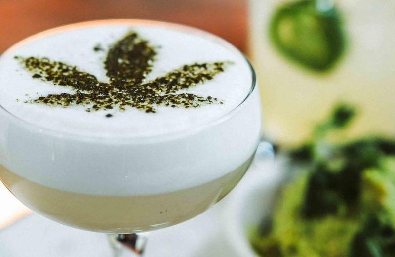 продукты из марихуаны, марихуана, конопля, кофе, напитки с коноплёй,