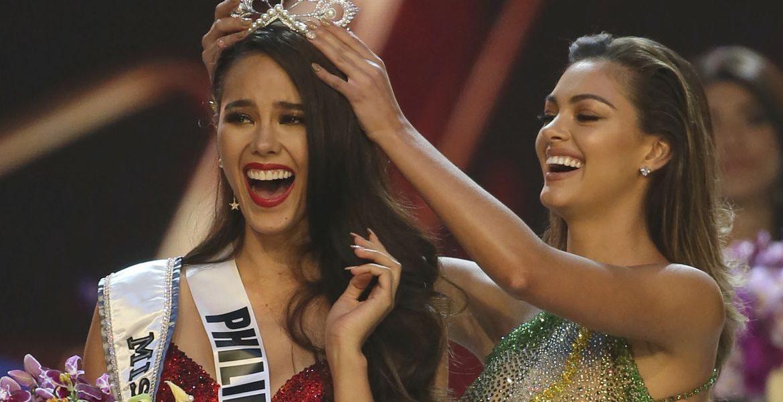 """Победительница конкурса """"Мисс Вселенная 2018"""" За! легализацию"""