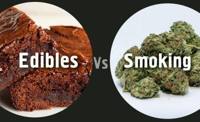 5 Различий между вдыханием и употреблением марихуаны в пищу