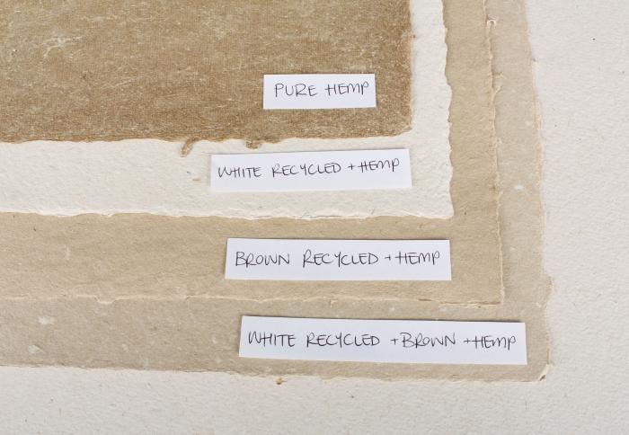 альтернативная бумага, бумага из конопли,