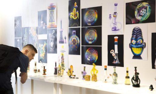 convention, выставка, продажа, девайсы для курения, девайсы для курения марихуаны, девайсы для курения каннабиса, даб, концентраты, курение, марихуана, конопля, каннабис, ганжа, дубас,