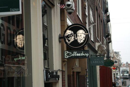 Амстердам - столица марихуаны