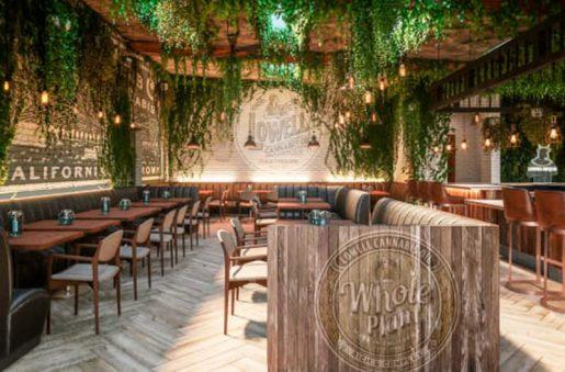 Lowell Cafe - первый канна-шоп в США